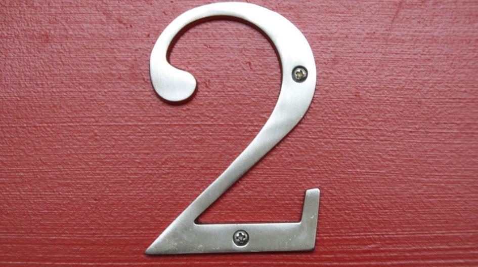 Significado del número 2: Numerología dos