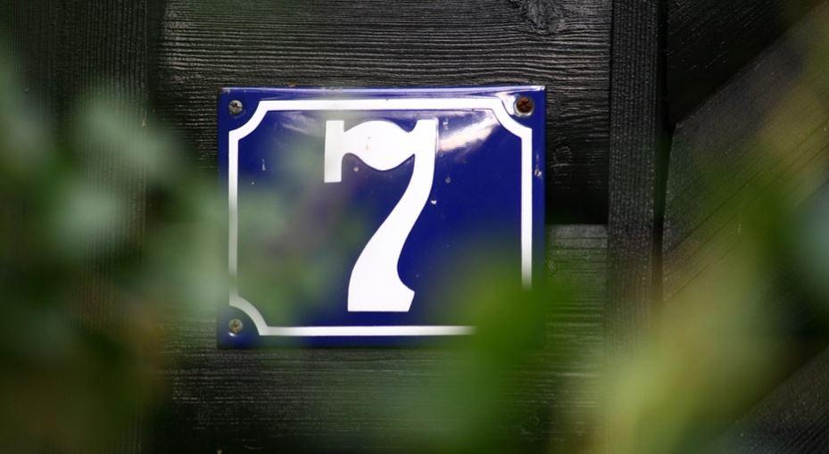 Significado del número 7: Numerología siete