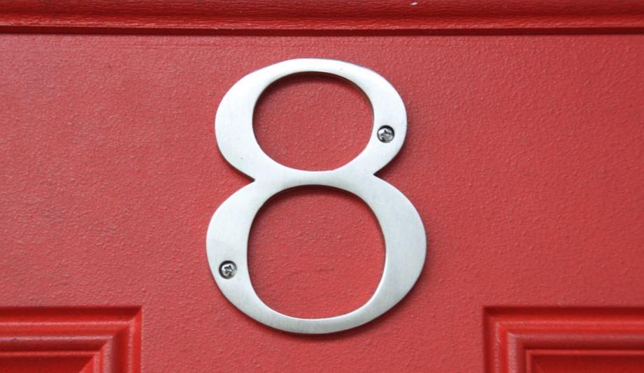 Significado del número 8: Numerología ocho