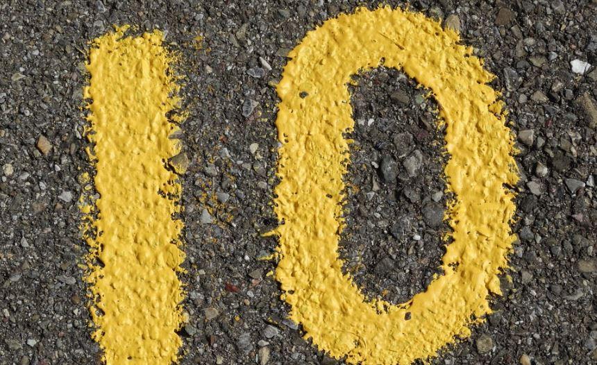 Significado del número 10: Numerología diez