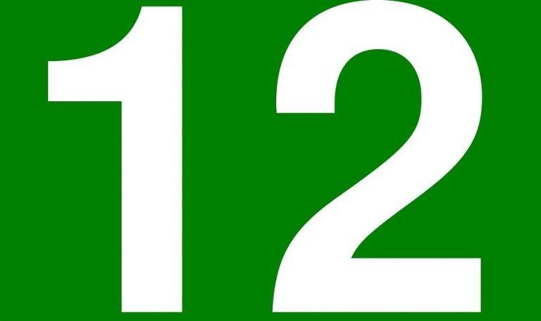 Significado del número 12: Numerología doce
