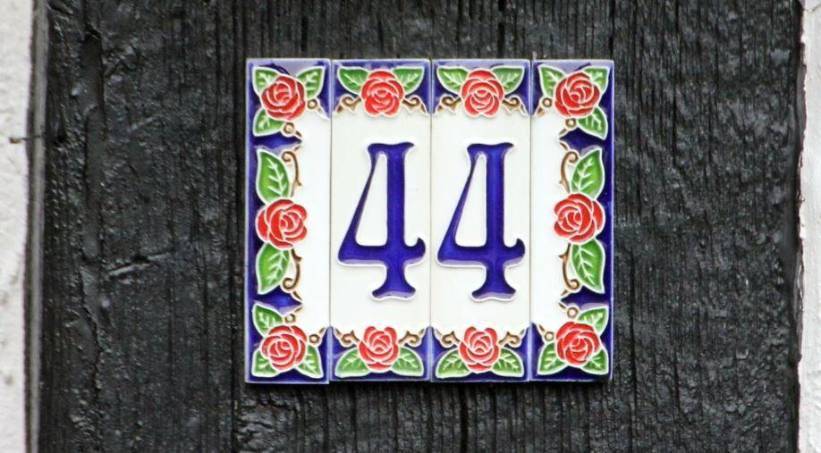 Significado del número 44: Numerología Cuarenta y cuatro