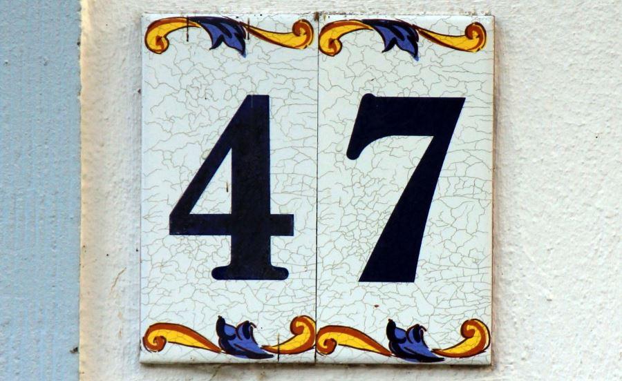Significado del número 47: Numerología Cuarenta y siete