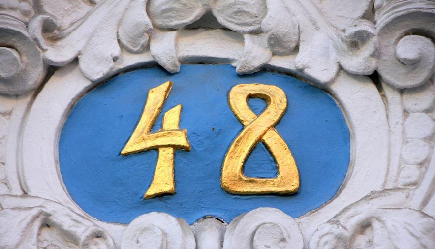 Significado del número 48: Numerología Cuarenta y ocho