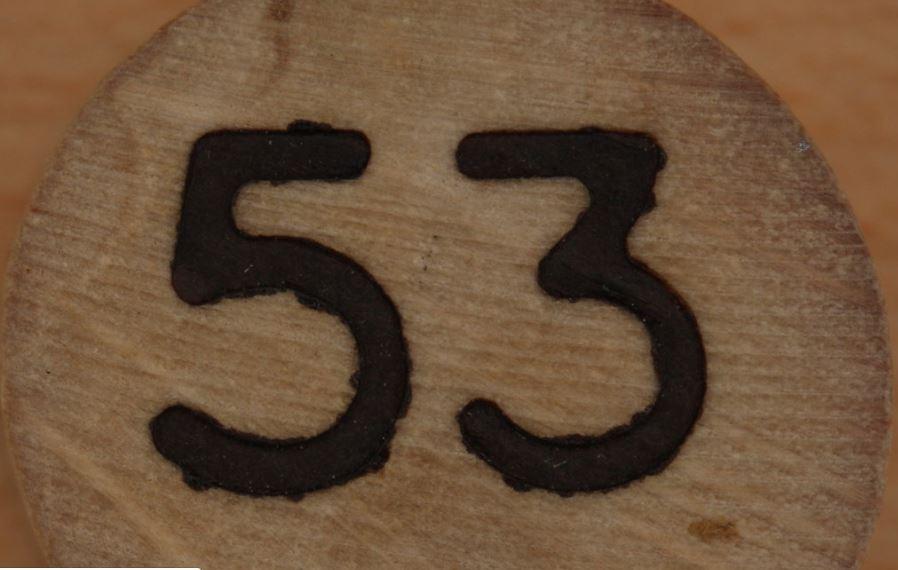 Cincuenta y tres