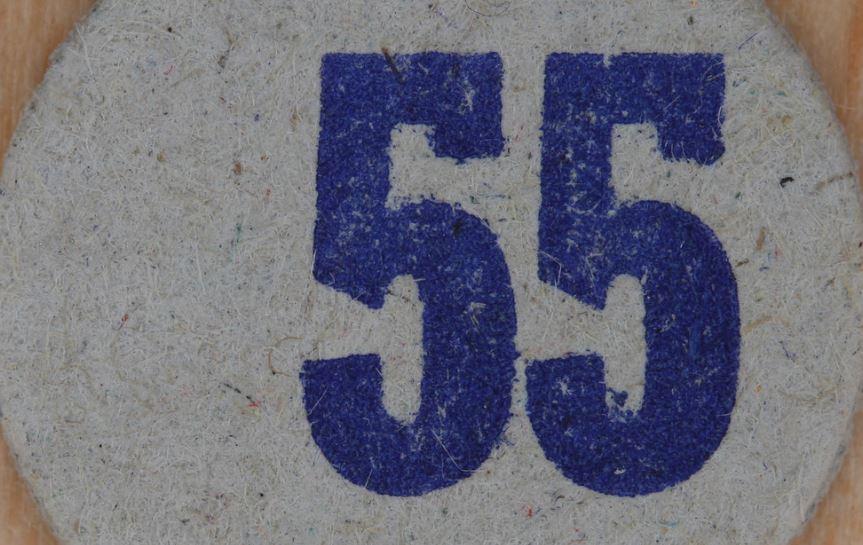 Cincuenta y cinco