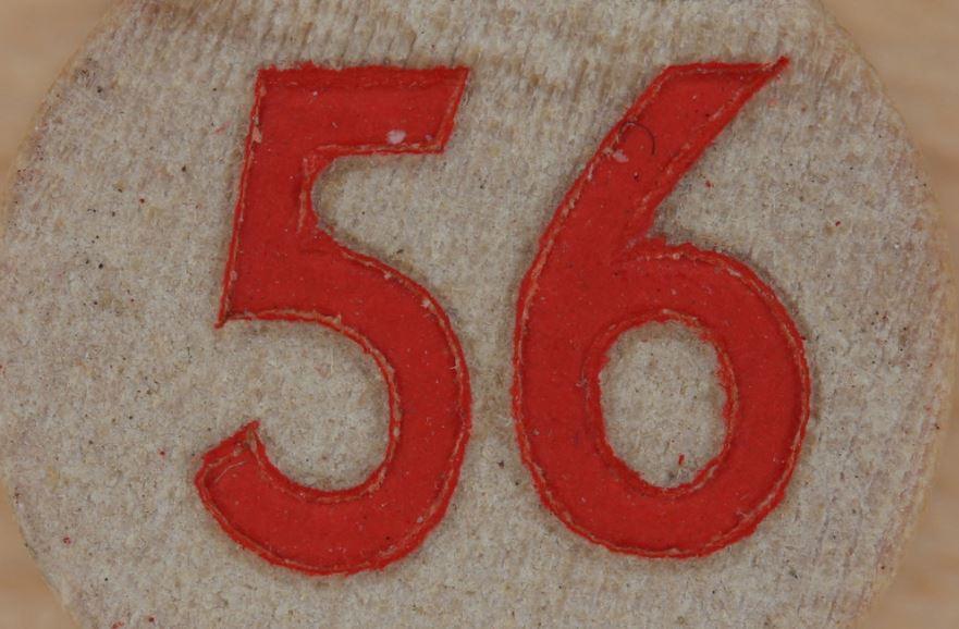 Significado del número 56: Numerología Cincuenta y seis