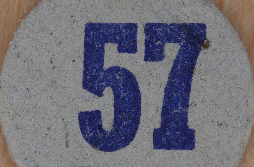 Significado del número 57: Numerología Cincuenta y siete
