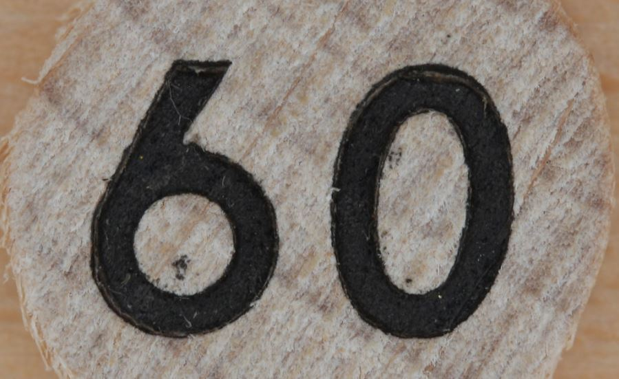 Significado del número 60: Numerología sesenta
