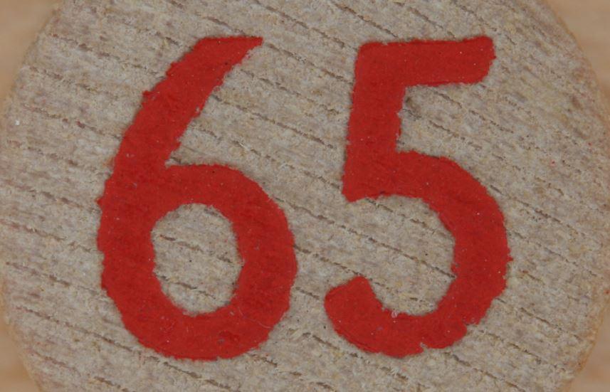 Significado del número 65: Numerología Sesenta y cinco