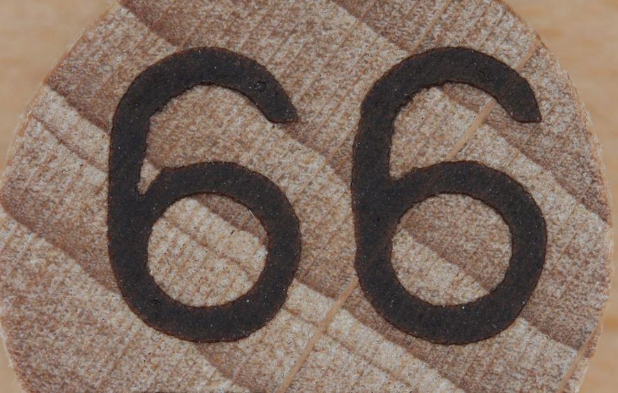 Significado del número 66: Numerología Sesenta y seis