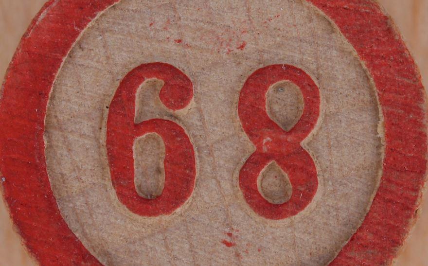 Significado del número 68: Numerología Sesenta y ocho