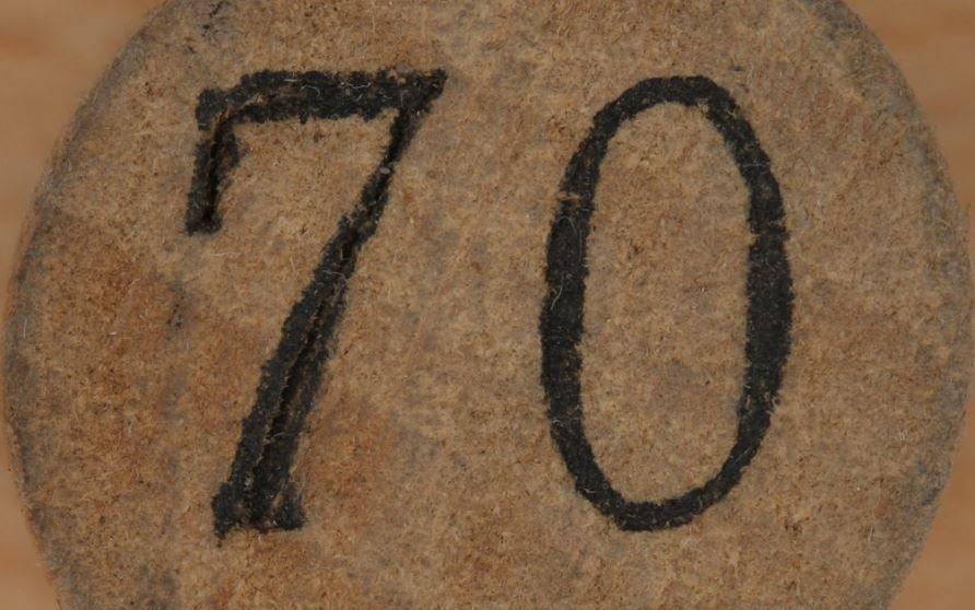 Significado del número 70: Numerología setenta