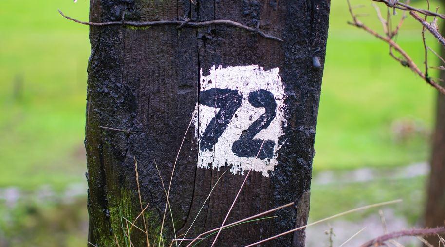 Significado del número 72: Numerología Setenta y dos
