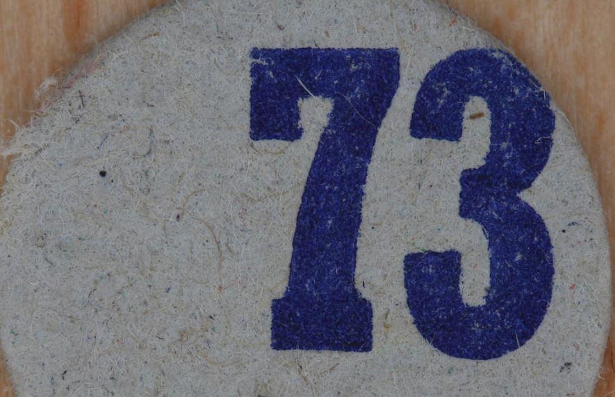 Significado del número 73: Numerología Setenta y tres
