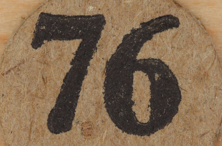 Significado del número 76: Numerología Setenta y seis