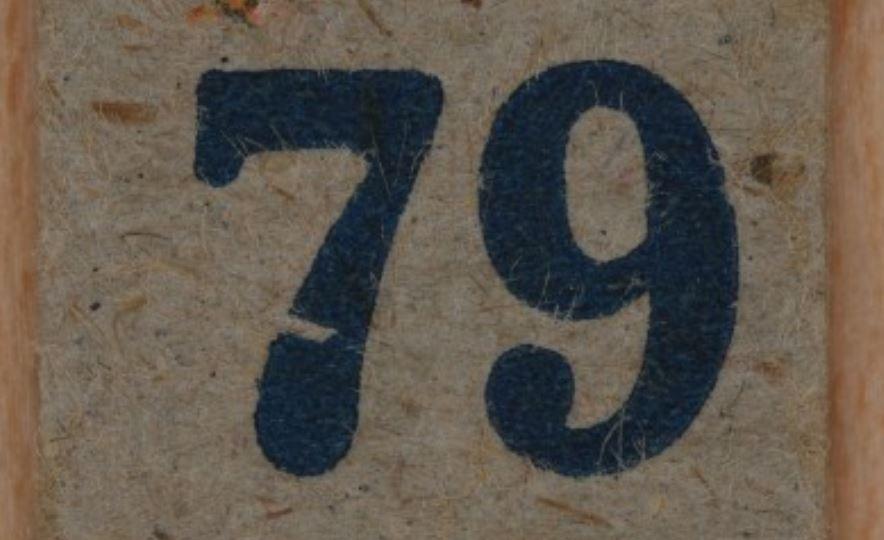 Significado del número 79: Numerología Setenta y nueve