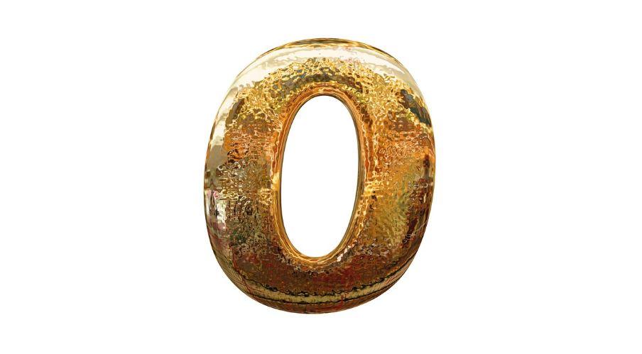 Significado del número 0: Numerología cero