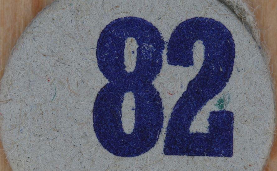 Significado del número 82: Numerología Ochenta y dos