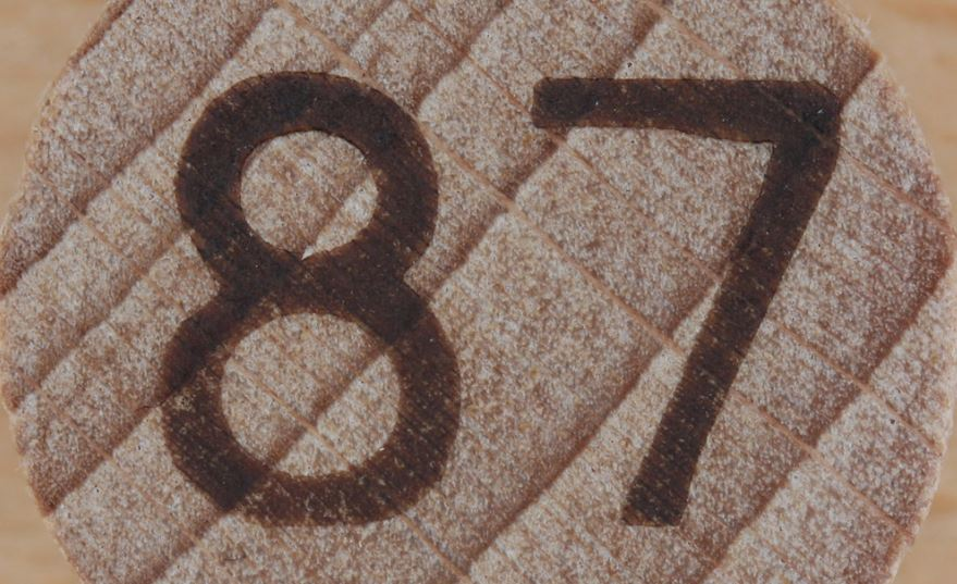 Significado del número 87: Numerología Ochenta y siete