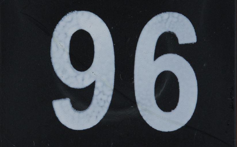 Significado del número 96: Numerología Noventa y seis