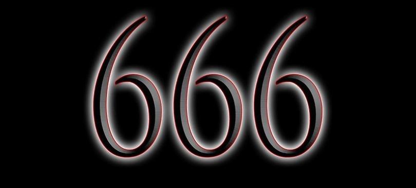 Significado del número 666: Numerología Seiscientos sesenta y seis