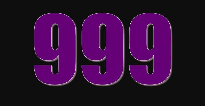 Novecientos noventa y nueve