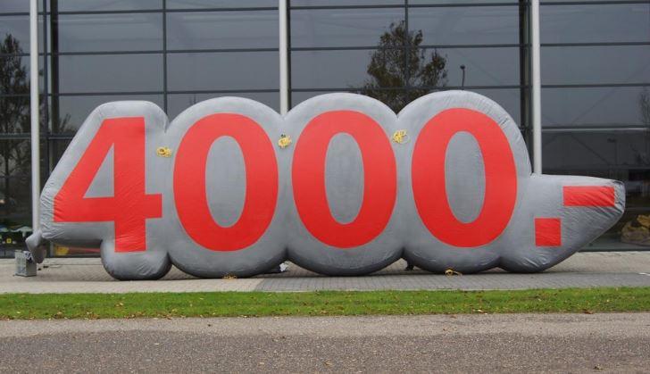 Significado del número 4000: Numerología cuatro mil