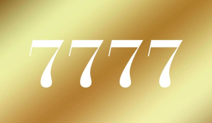 Significado del número 7777: Numerología siete mil setecientos setenta y siete
