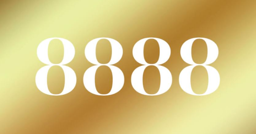 Significado del número 8888: Numerología ocho mil ochocientos ochenta y ocho