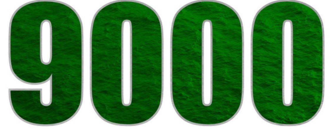 Significado del número 9000: Numerología nueve mil