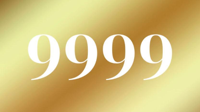 Significado del número 9999: Numerología nueve mil novecientos noventa y nueve