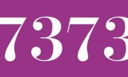 Significado del número 7373: Interpretación de la numerología