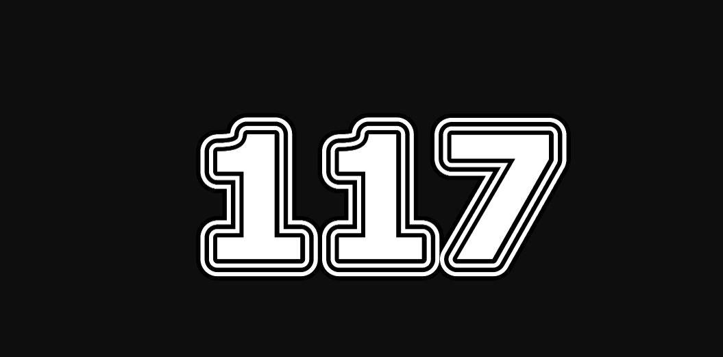 Significado del número 117