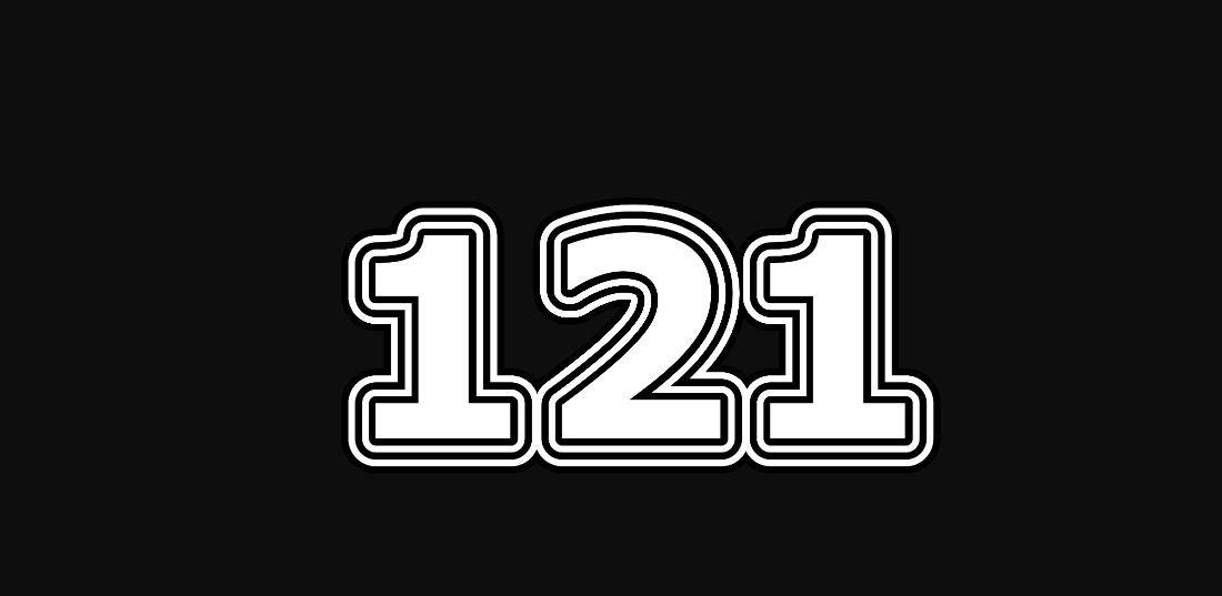 Significado del número 121