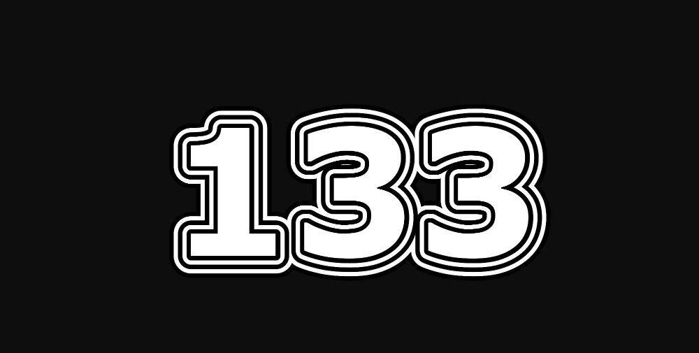 Significado del número 133