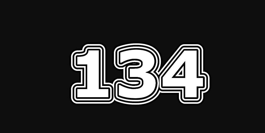 Significado del número 134