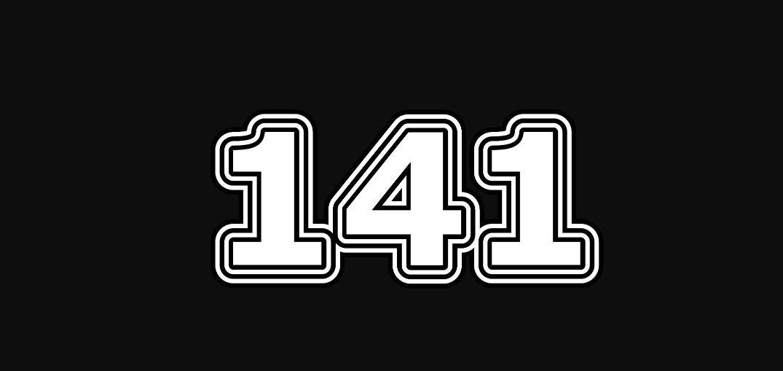 Significado del número 141