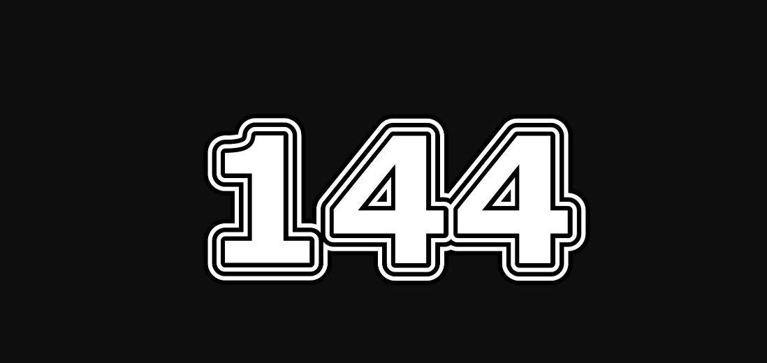 Significado del número 144