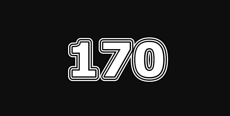 Significado del número 170