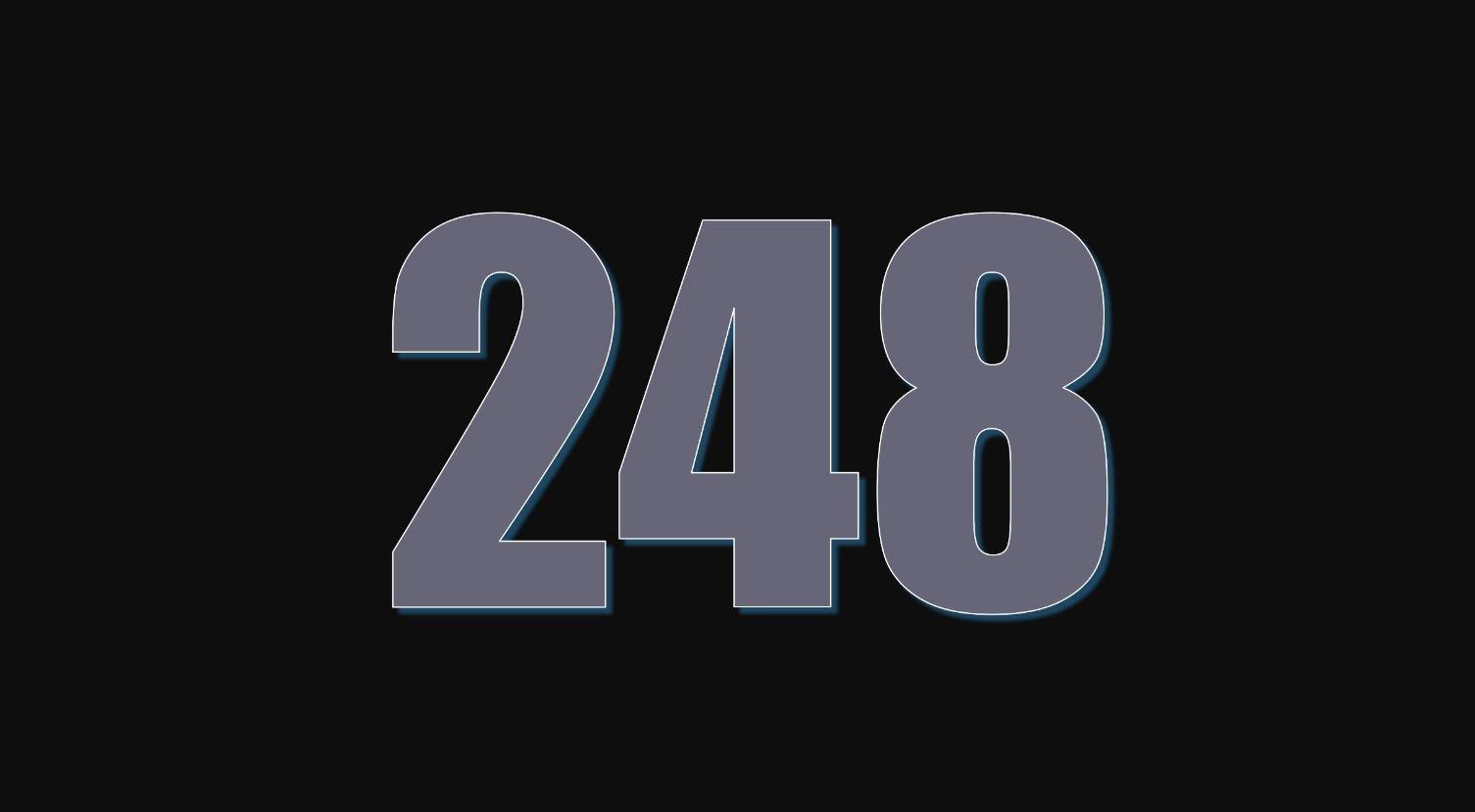 Significado del número 248