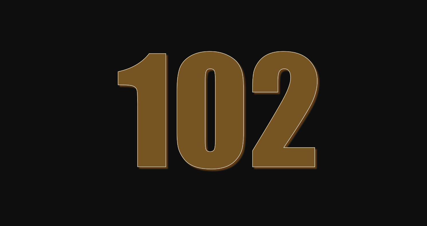 Significado del número 102