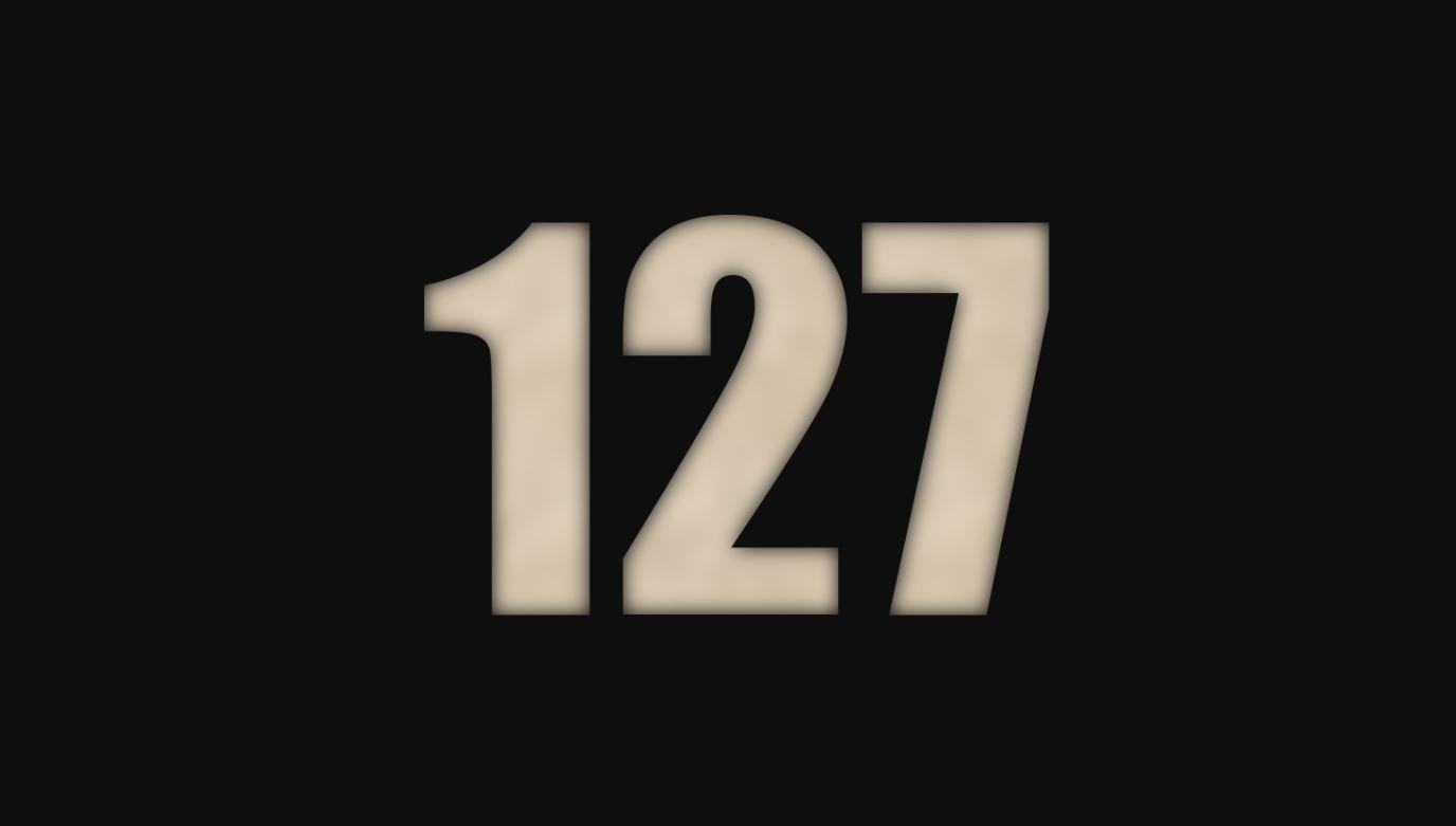 Significado del número 127