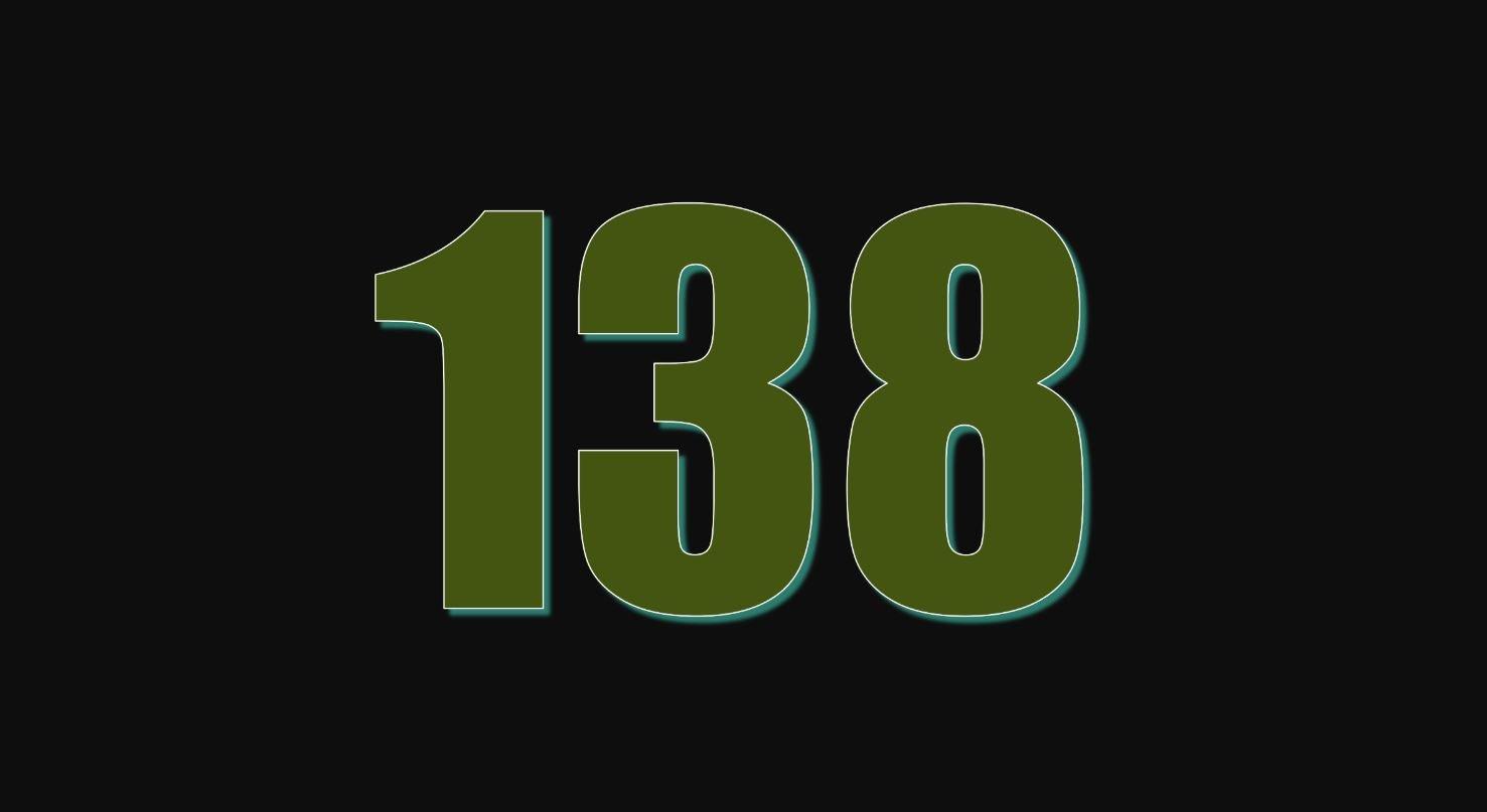 Significado del número 138