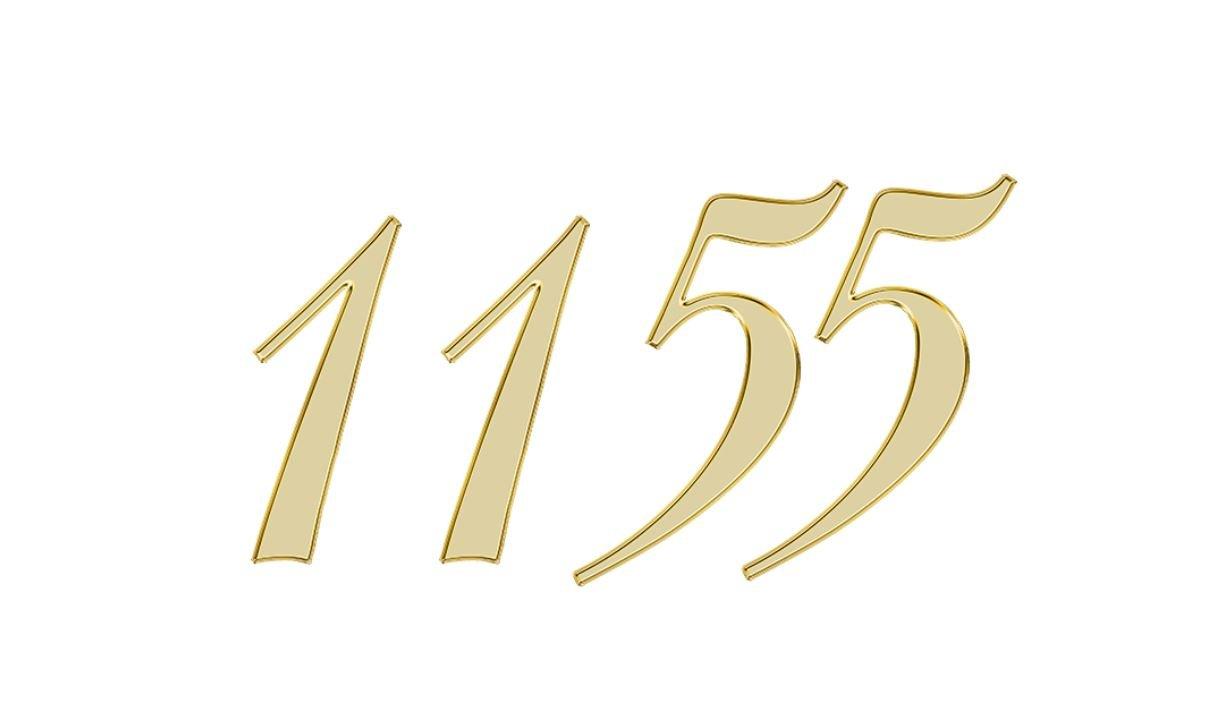 Significado del número 1155