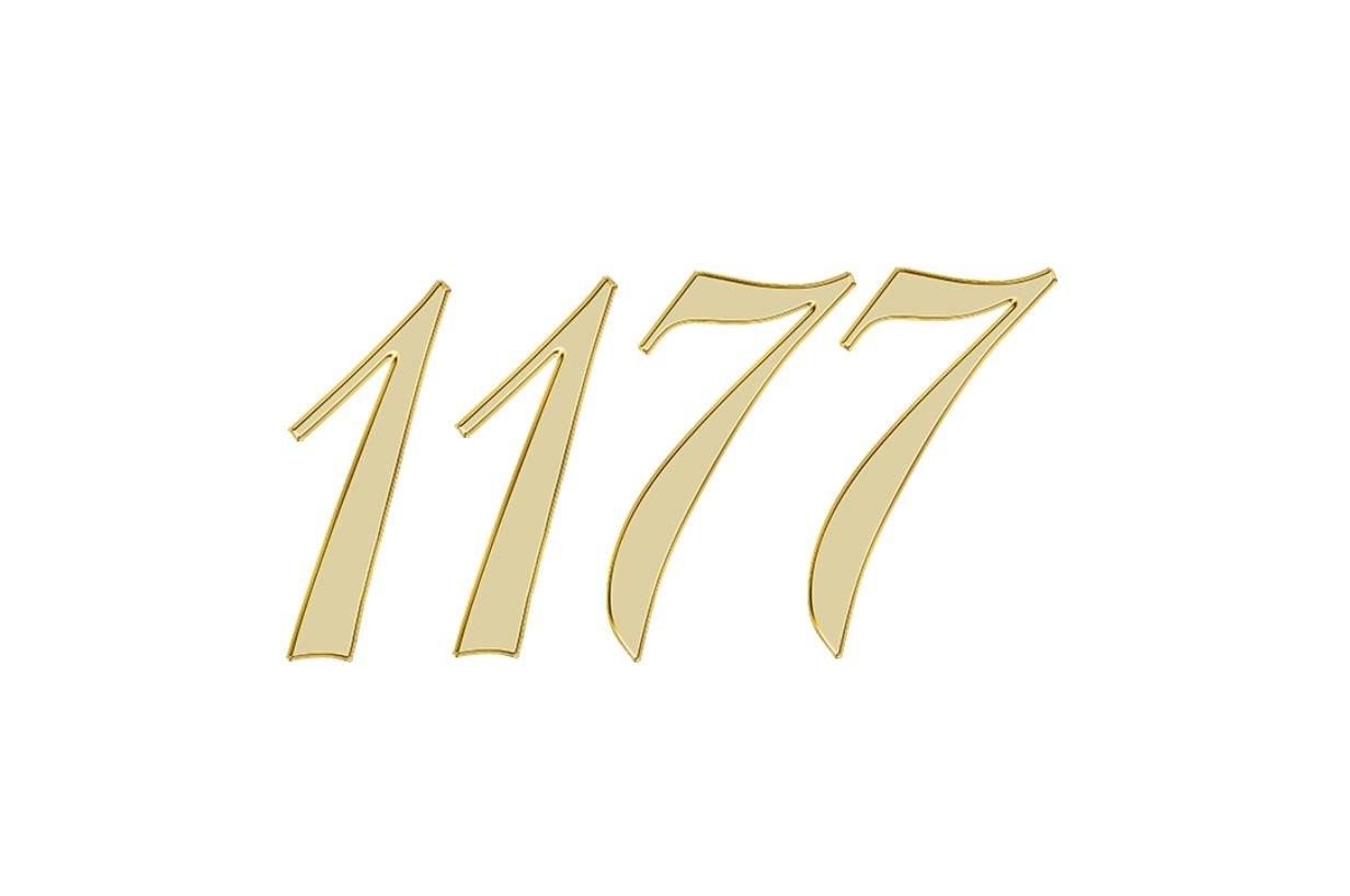 Significado del número 1177