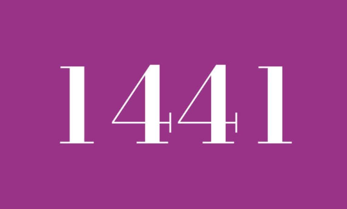 Significado del número 1441