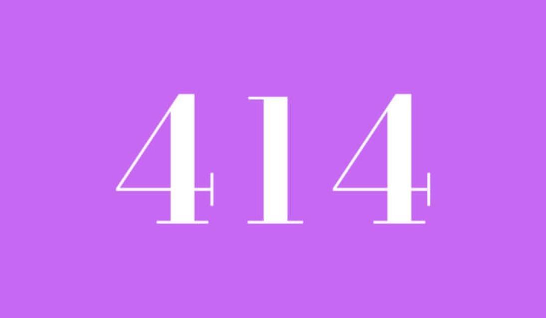 Significado del número 414
