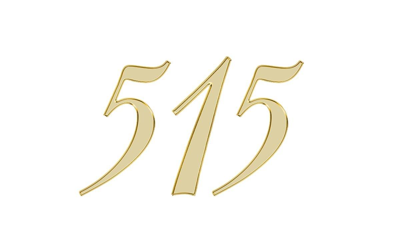 Significado del número 515