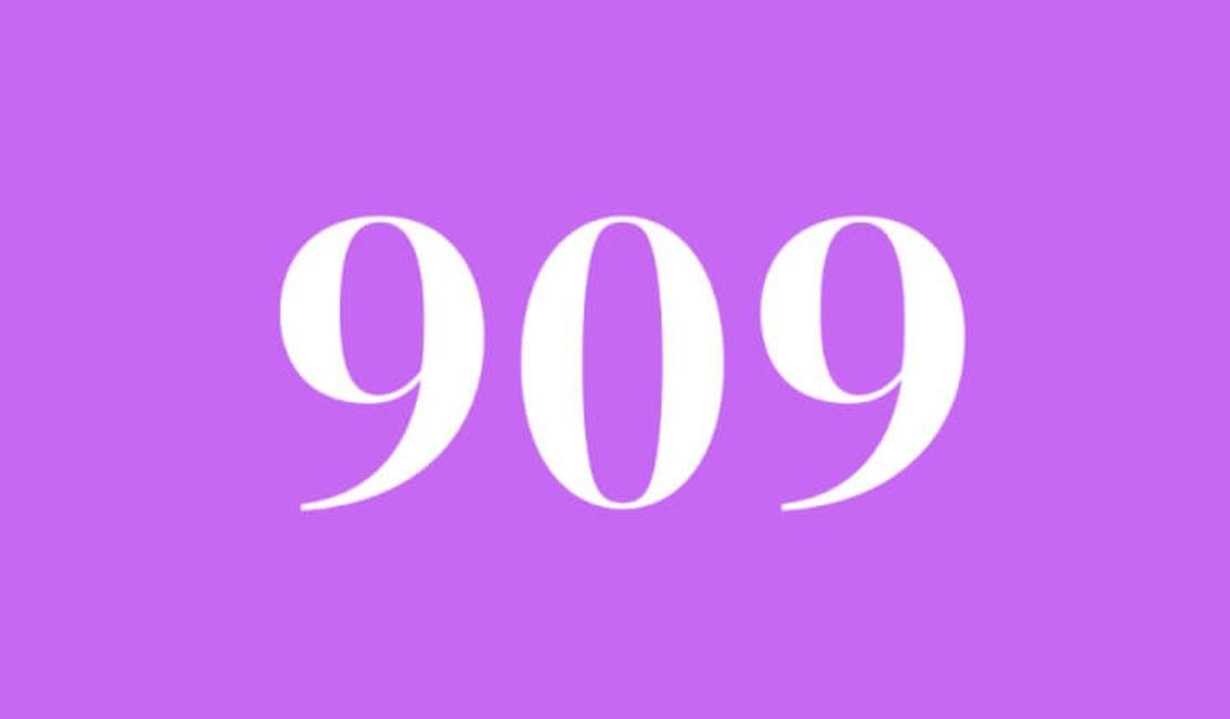 Significado del número 909